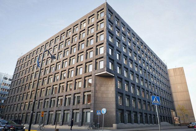 Riksbanken kontor