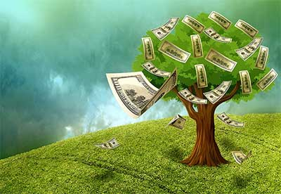 När ska man spara i fonder?
